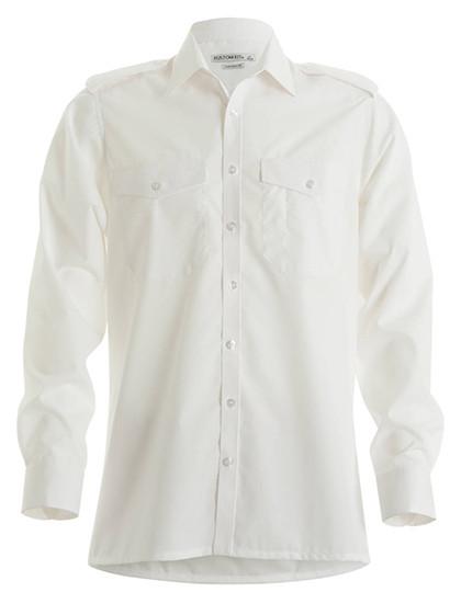 K134 Kustom Kit Pilot Shirt Long Sleeved